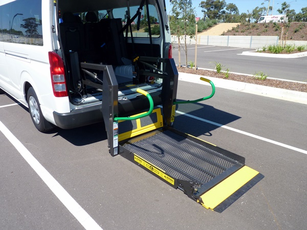 Disability Access Vehicle for Hire